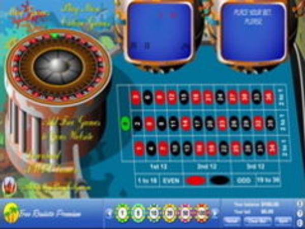 Bild zu Casino-Spiel Underwater Roulette