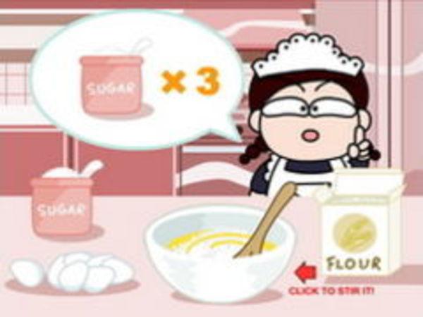 Bild zu Mädchen-Spiel Kitchen Queen