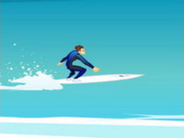 Bild zu Sport-Spiel Big Wave Dave