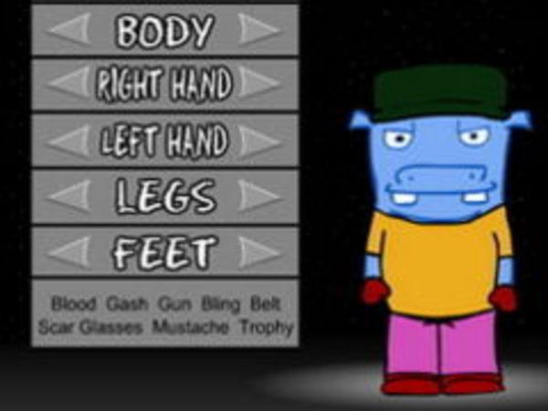 Bild zu Mädchen-Spiel Blue Hippo Dressup
