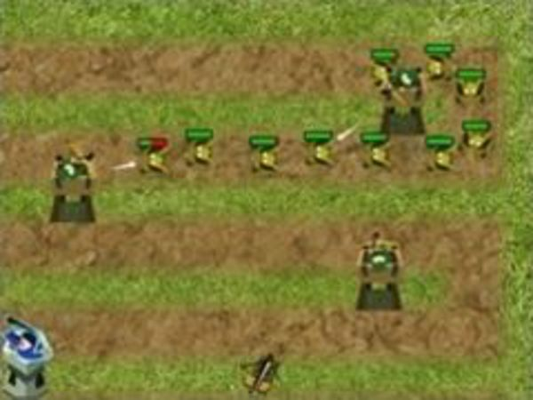 Bild zu Abenteuer-Spiel Duels Defense
