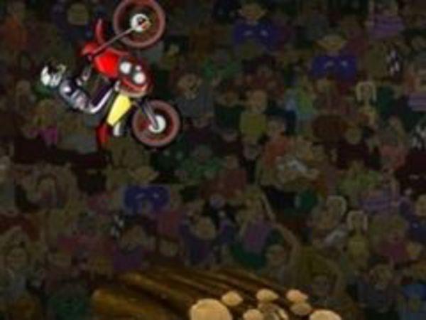 Bild zu Rennen-Spiel Motocross FMX