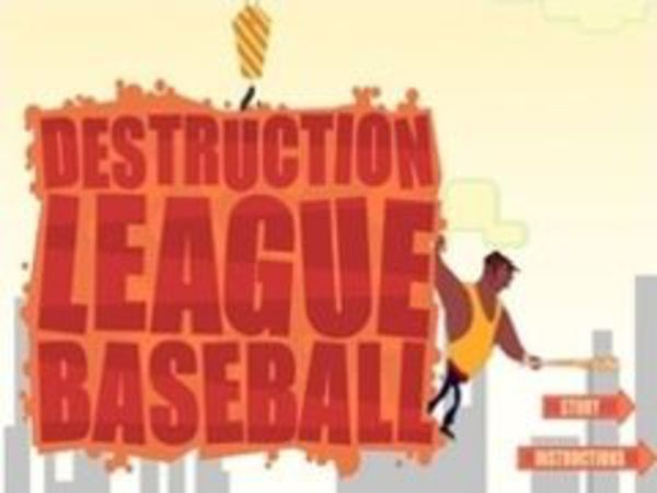 Bild zu Sport-Spiel Destruction Baseball