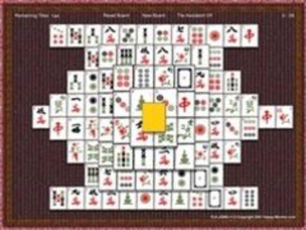 Bild zu Denken-Spiel Flajongg