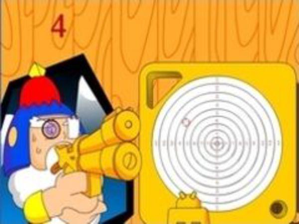Bild zu Action-Spiel Scheiben Shooter