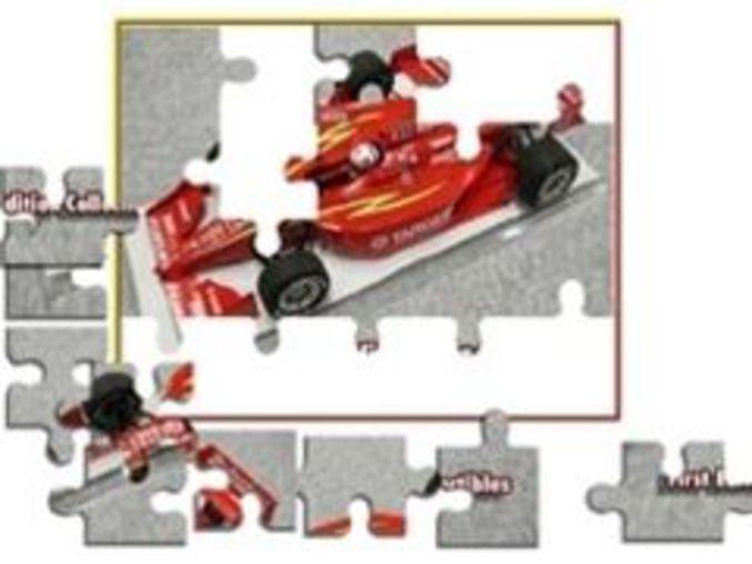 Formel 1 Puzzle