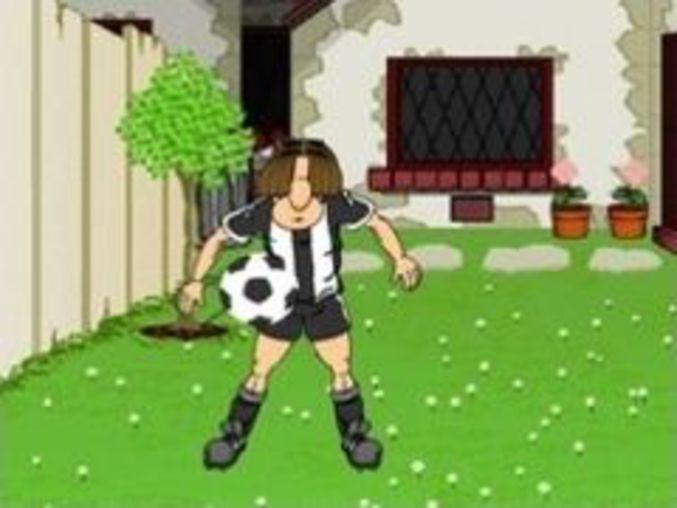 Super Soccerball
