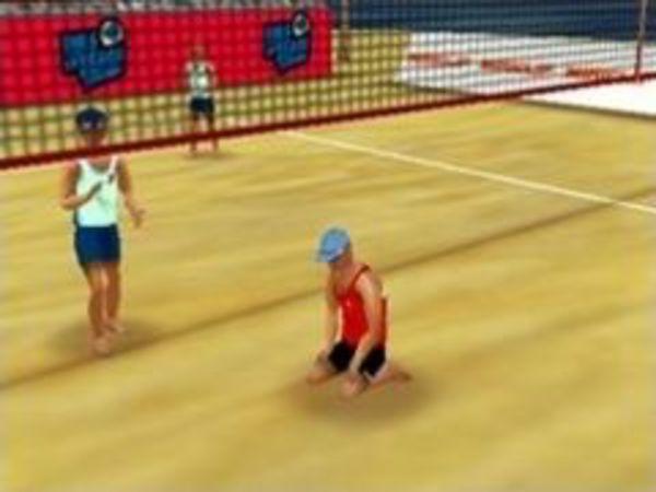 Bild zu Denken-Spiel Beachvolleyball 3D