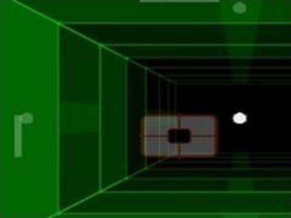 Bild zu Geschick-Spiel 3D Pong