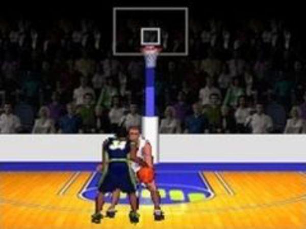 Bild zu Sport-Spiel Basketball Challenge