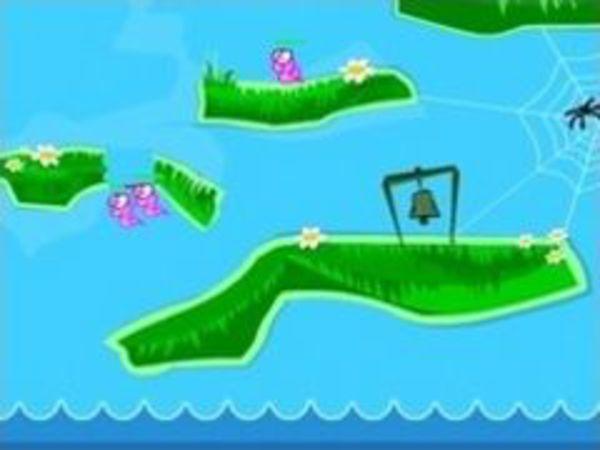 Bild zu Rennen-Spiel Wormcraft