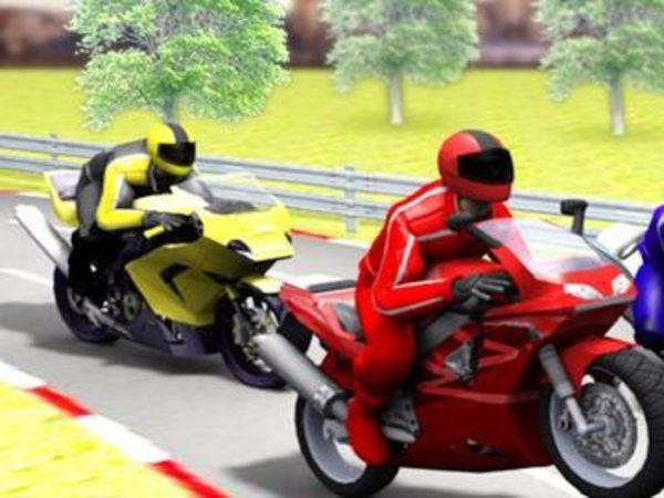 Bild zu Rennen-Spiel 3D Bike Racing