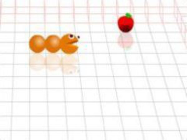 Bild zu Geschick-Spiel 3D Worm