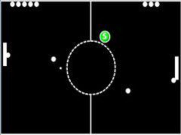 Bild zu Geschick-Spiel 4 Ball Pong