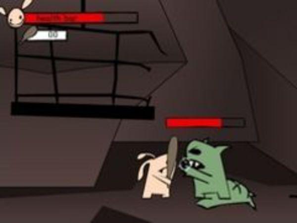 Bild zu Action-Spiel Zayo - The Beginning