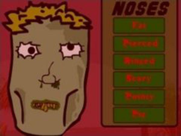 Bild zu Mädchen-Spiel Zombie-Erschaffer