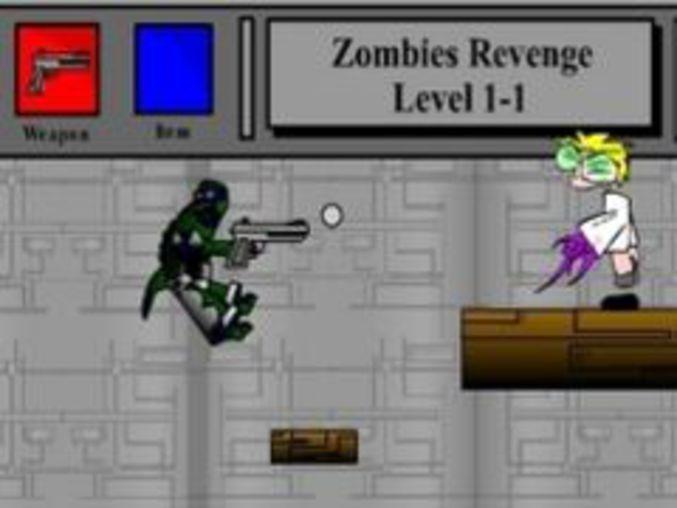 Die Rache des Zombies