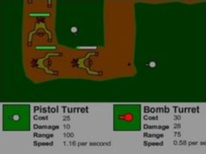 Zombie Tower Defense 1
