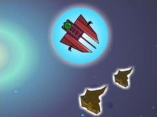 Bild zu Action-Spiel Asteroids Attack