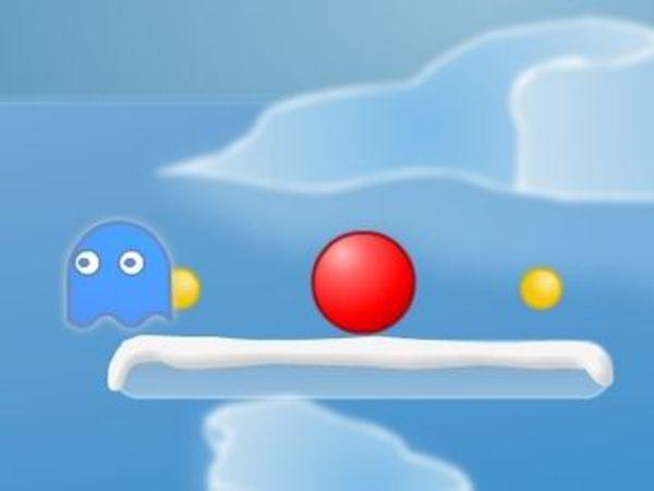 Bild zu Geschick-Spiel Ballman Platform