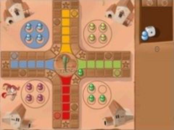 Bild zu Karten & Brett-Spiel Bandit Ludo