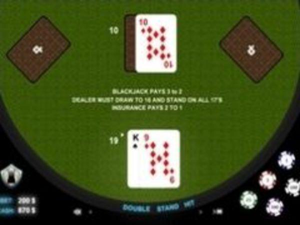 Bild zu Karten & Brett-Spiel Blacks Jack
