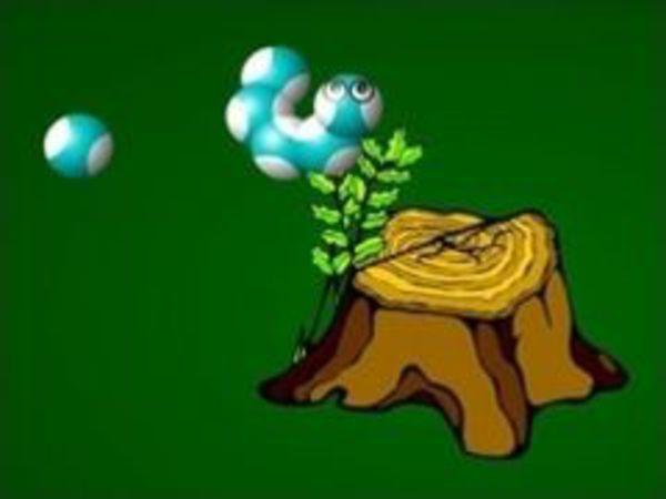 Bild zu Geschick-Spiel Bobo Snake