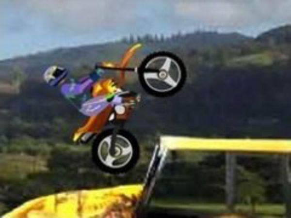Bild zu Geschick-Spiel Dirtbike 2