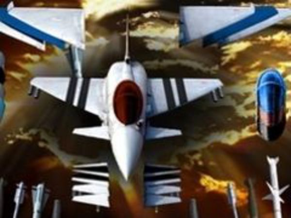 Bild zu Denken-Spiel Fighterplane