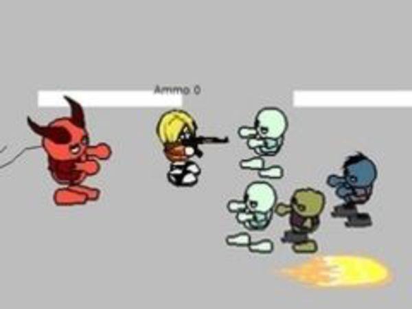 Bild zu Action-Spiel Final Survival