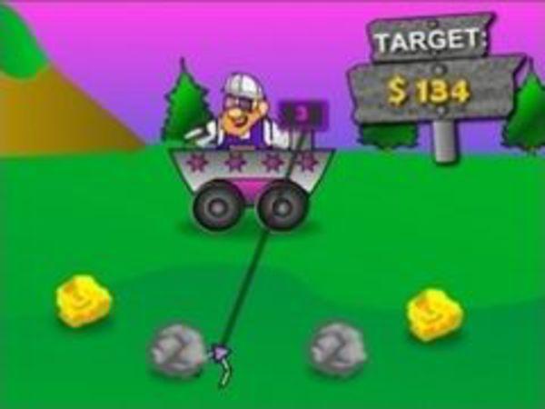 Bild zu Geschick-Spiel Rockminer