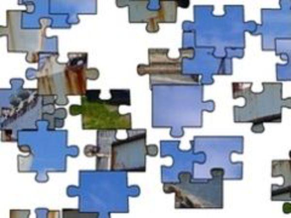 Bild zu Denken-Spiel Old Ship Jigsaw