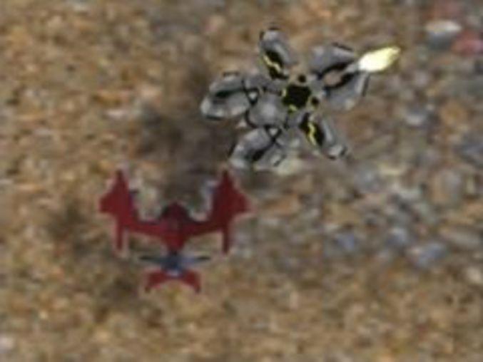 3D Micro Wars