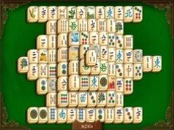 Bild zu Denken-Spiel Mahjongg 247