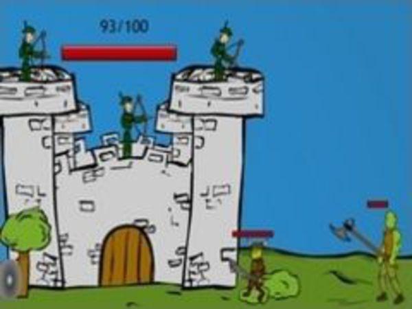 Bild zu Action-Spiel Marksman Defense