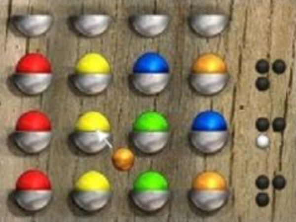 Bild zu Denken-Spiel Mistermind 2