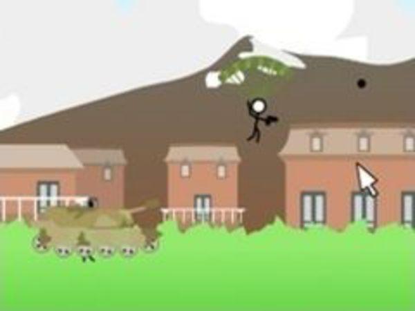 Bild zu Geschick-Spiel Mouse under Siege
