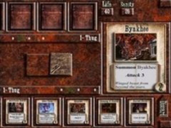 Bild zu Karten & Brett-Spiel Necronomicon