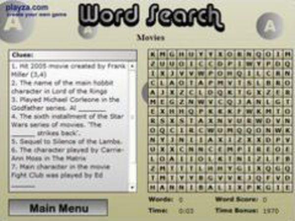 Bild zu Denken-Spiel Wordpoll