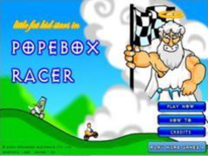 Popebox Racer