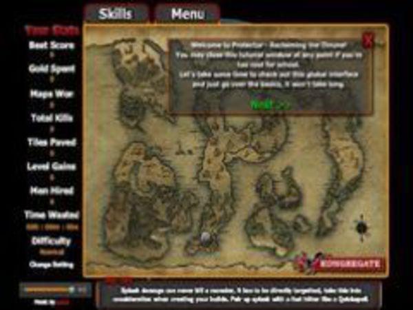 Bild zu Abenteuer-Spiel Protector 110