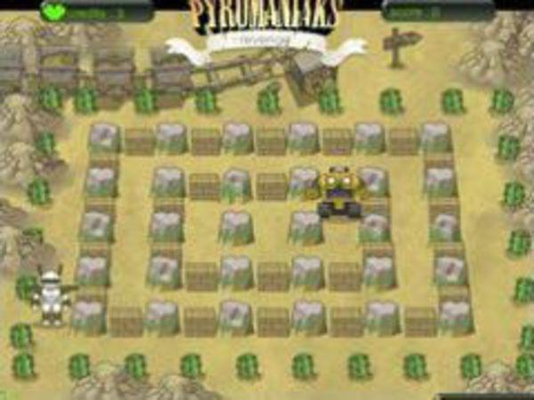 Bild zu Action-Spiel Pyromaniaks