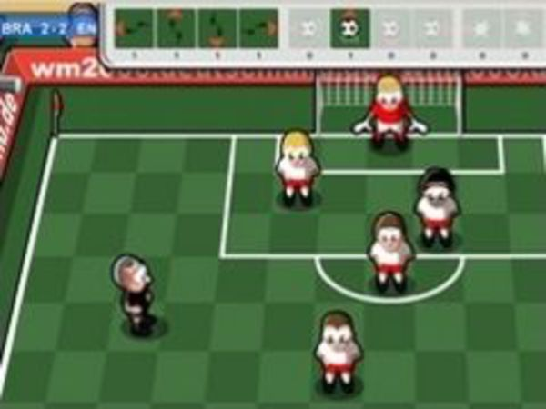 Bild zu Sport-Spiel Dribbelkönig