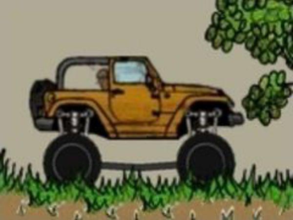 Bild zu Geschick-Spiel Big Truck Adventures 3