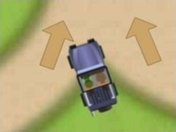 Bild zu Rennen-Spiel Landrider