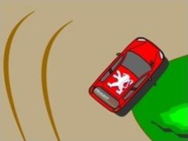 Bild zu Rennen-Spiel Time Trial