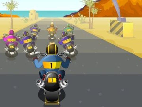 Bild zu Rennen-Spiel Race Chopers
