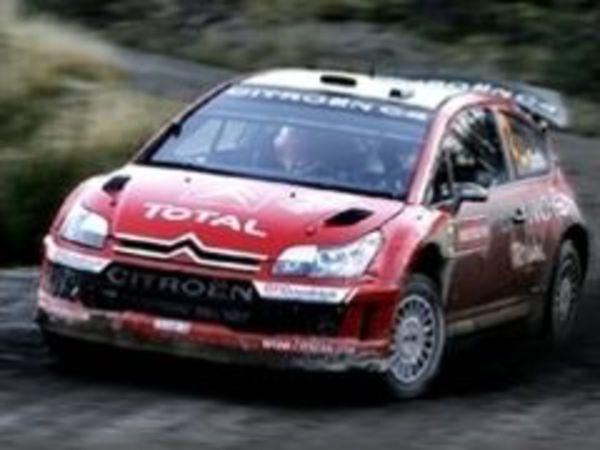 Bild zu Rennen-Spiel Ultimate Rally Challenge