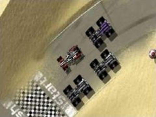 Bild zu Rennen-Spiel Drome Duell Desert