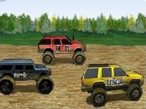 Bild zu Rennen-Spiel Triscuit 4x4
